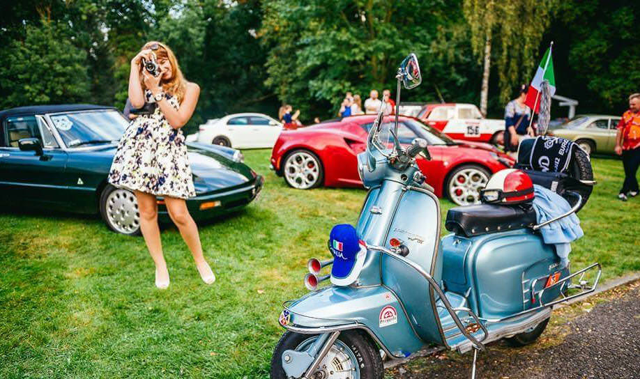 OLDTIMER PARTY