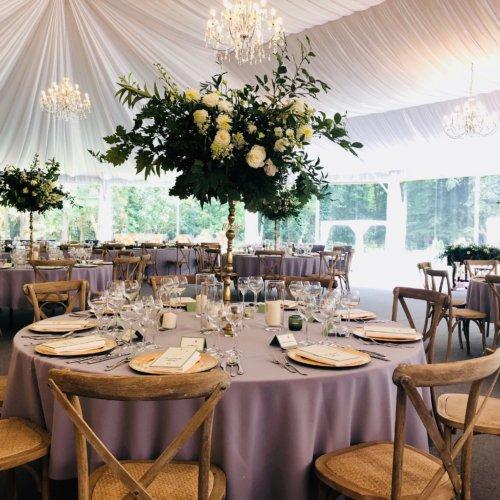 Stoliki weselne