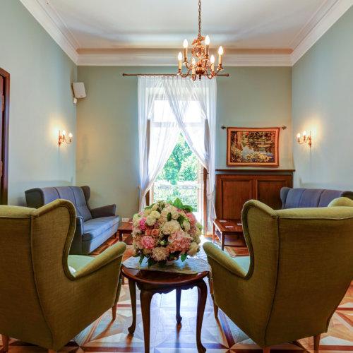Salon dla gości